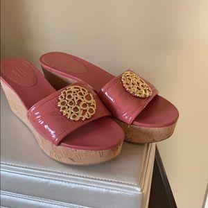 Coach plataform shoes